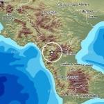 Forte Scossa di Terremoto sul Pollino