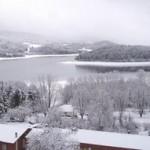 Vortice Ciclonico richiama aria fredda al Centro-Sud