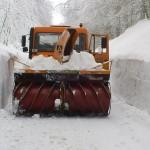 Inverno 2012/2013 : eccezionali accumuli sul Pollino