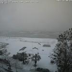 """Emilia Romagna: """"Nevica sin sulla Costa"""""""