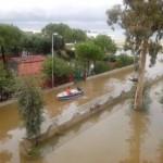 Calabria Jonica messa a dura prova dalle piogge torrenziali