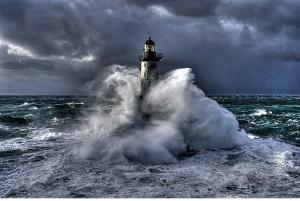 tempesta di natale