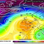Goccia fredda si sposta sullo Jonio: instabilità a tratti perturbata al sud nei prossimi giorni