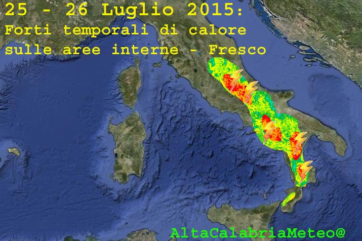 temporali 25-26 Luglio 2015_