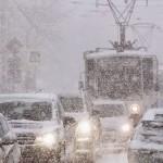 Imminente tempesta artica : neve sin sul mare al centro-sud