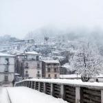 Abbondanti nevicate in Calabria!