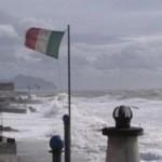 Perturbazione atlantica in arrivo: forti piogge sulle tirreniche