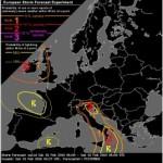 """Tempesta si abbatte sullo Jonio: allarme al sud  per possibili """"alluvioni lampo"""""""