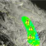 Maltempo: situazione critica sull'Alto Jonio, paesi isolati