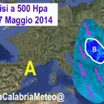 Ancora fresco e instabilità al Centro-Sud: possibile cambio di registro dalla prossima settimana