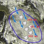 Freddo e neve  in Calabria